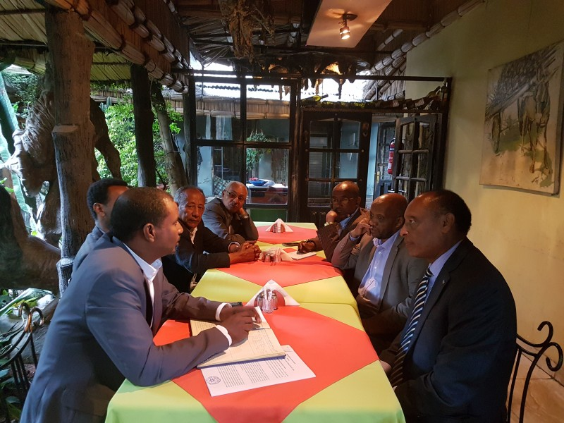 The Network of Oromo Studies (NOS) Conference Successfully